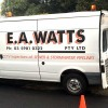 PIPELINE INSPECTIONS – CCTV pipeline inspection repairing & cleaning of pipes of all sizes under our associated company E.A. Watts Pty Ltd.