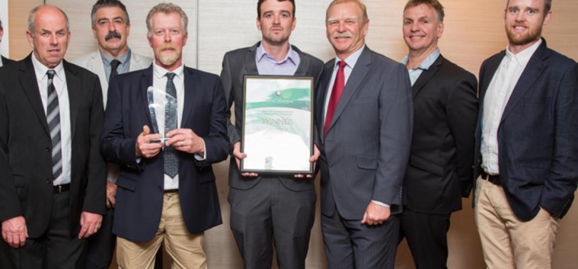 WINNERS - Victoria CCF Earth Award Winners